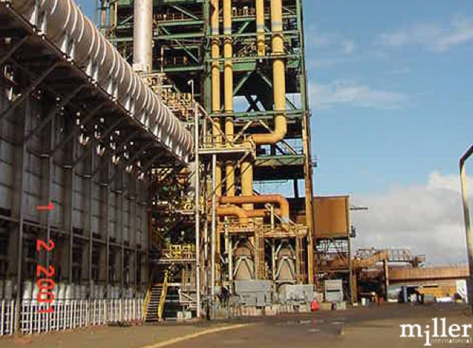 Services - Metallurgical Industry